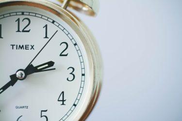 たかが5分?時間管理ができない社員にならないための注意点!